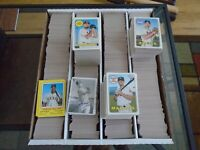 2018 TOPPS HERITAGE HIGH NUMBER 3200X LOT RC'S INSERTS & BASE HUGE LOT LOOK!