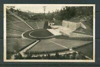 Deutsches Reich - Post- Ansichtskarte - Reichssportfeld mit rückseitigem Stempel