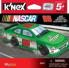 K'Nex Nascar #88 Amp Energy Micro Car Building Set - Dale Earnhardt Jr - 14 Pcs