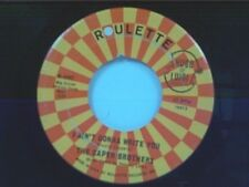 "CAPER BROTHERS ""I AIN'T GONNA WRITE YOU / THERE GOES MY HEART AGAIN"" 45 NM"