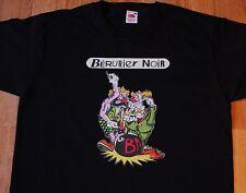 "T-Shirt du groupe BERURIER NOIR ""Joyeux Merdier"" (Rock alternatif Punk)"