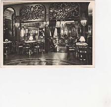 AK Hamburg-St. Pauli, Kaffeehaus Lausen Innenansicht, Reeperbahn  1937