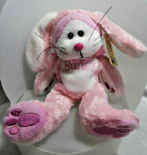 "SKANSEN  BEANIE KID ""BUNNY"" THE FLUFFY BEAR  NEW WITH MINT TAG"
