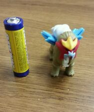 2nd Generation pokemon legendary Action figure Entei 1-2 Inches In U.S