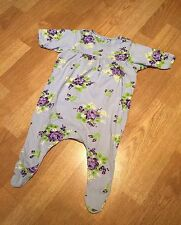 Cornelloki For Cornell Trading Girls Sz 6mo/6month - Periwinkle One Piece Romper