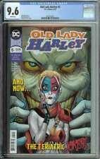 Old Lady Harley #5 CGC 9.6 1st App Jeriatric & Joker's Son