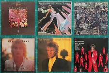 Rod Stewart, The Faces - 6x Vinyl LP. Atlantic Crossing, Night On The Town