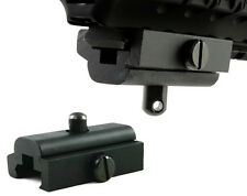 Harris Style Rifle Bipod Sling Swivel Stud Adapter Weaver/Picatinny Rail Mount