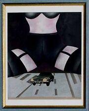 Top Moderne Kunst  Marian Schlesinge *1913 Erotik   1967 ADEC artprice xxxxxx