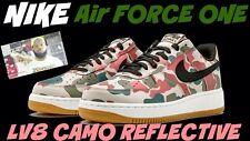 Nike Air Force 1 07 Lv8 riflettente Mimetico Taglia 8