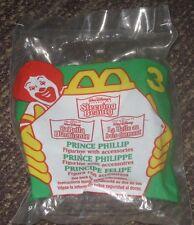 1996 Sleeping Beauty McDonalds Happy Meal Toy - Prince Phillip #3