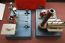 Wilesco D8 Steam engine and separate Wilesco steam workshop
