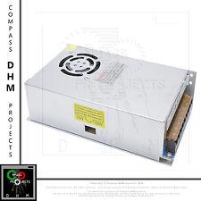 ALIMENTATORE STABILIZZATO FOR 3D PRINTER 220V 12V 30A - power supply PRUSA DELTA