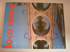 **aa Loco Revue n°393 Voitures Corail et leurs reproductions en H0
