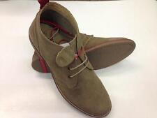 MENS ORIGINAL SUEDE LEATHER LACE UP ANKLE DESERT BOOTS SIZES 7 - 12 NEW