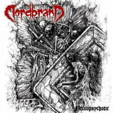 Mordbrand - Necropsychotic (CD, EP) Death Metal