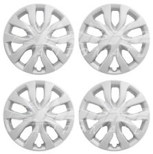 "17"" Silver Wheel Covers Hubcaps FOR 2014 2015 2016 2017 2018 Nissan Rogue S"