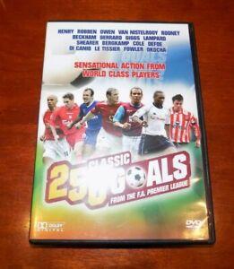 DVD CLASSIC 250 GOALS