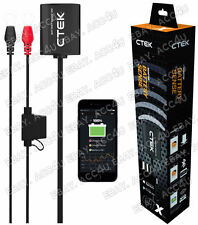CTEK Battery Sense iPhone Andriod App Bluetooth 12v Car Battery Monitor System