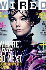 WIRED Magazine  UK,BJORK,Opower,Dan Yates,Alex Laskey,Dan Ariely,Genevieve Bell