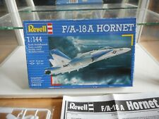 Modelkit Revell F/A 18 A Hornet on 1:144 in Box
