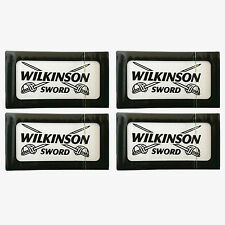 Wilkinson Sword Double Bordure Classique Lames De Rasoir Rasage Barbier Coupe