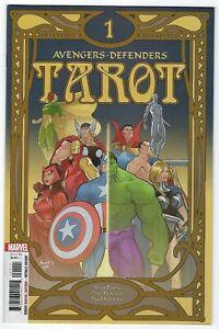 Tarot # 1 Cover A Avengers Defenders NM Marvel NM