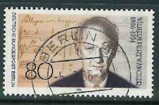 Berlin Mi-Nr. 750 - zentrisch Vollstempel Berlin 45 + Gummierung