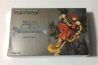 USED Nintendo GBA Kingdom Hearts Chain of Memories JAPAN Game Boy Advance import