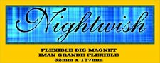 NIGHTWISH FLEXIBLE BIG MAGNET IMÁN GRANDE A0106