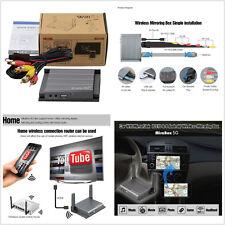 1 Set Air Touch Mirabox 5G Home/Car Wifi Mirrorlink Box For iOS AirPlay Android