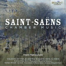 Soloists of the Accademia di santa Cecilia rome-Chamber Music CD NEUF