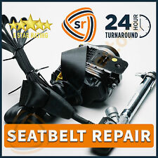 REPAIR SERVICE FOR NISSAN DUAL STAGE SEATBELT RETRACTOR AND PRETENSIONER OEM