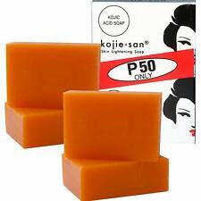 Kojic Acid Soap Skin Lightening Soap for Dark Spots Freckles & Acne 4-Pc (65g)
