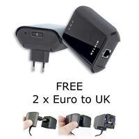 Belkin AV Surf VideoLink Powerline ethernet HomePlug Adapter 200 Mbps NEW