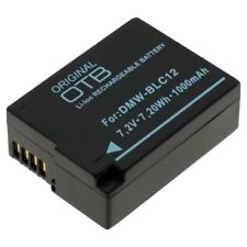 Akku kompatibel zu Panasonic DMW-BLC12 Li-Ion zB Lumix DMC-FZ200   8004153