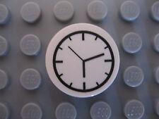 Lego Clock Tile Brand New