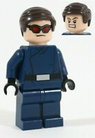 LEGO MARVEL X-MEN CYCLOPS MINIFIGURE SCOTT COMIC - MADE OF GENUINE LEGO PARTS