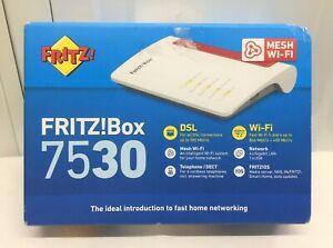 Avm Fritz!Box 7530 Fibre Broadband WiFi Router