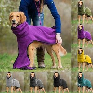 Winter Fashion Fleece Pet Coat Hoodies Jacket Dog Warm Blanket Vest Clothing
