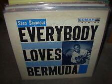 STAN SEYMOUR everybody loves bermuda ( calypso ) SIGNED