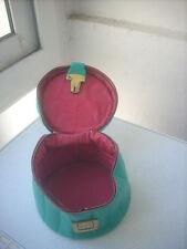 beauty case vintage rotondo leggi....