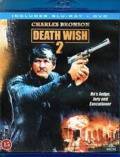 Death Wish 2 - Blu-ray + Dvd