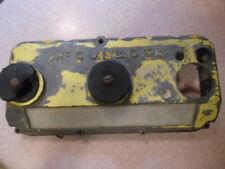 McCulloch Model 99 2 Man Chainsaw Gas Oil Tank Cover