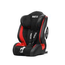 Italy Sparco F1000KI G123 Red Child Seat (9-36 kg)