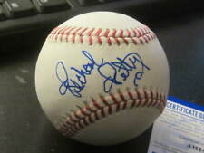 Richard Petty Autographed Baseball MLB Ball PSA COA NASCAR Race Car Driver King