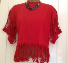 Unbranded Cotton Crew Neck Petite Tops & Shirts for Women