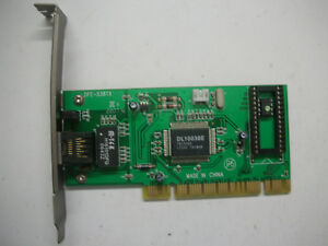D-Link DFE-538TX DL10038E RJ45 PCI