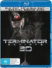 Terminator - Genisys ( 3D Blu-ray + Blu-ray + Bonus Disc ,  3-Disc Set )