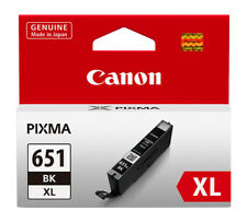 Canon Pixma 651XL Black ink Cartridge